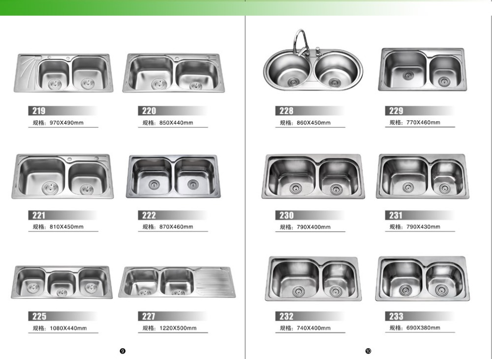 Double sink same size bowl stainless steel kitchen sink with drainer double sink same size bowl stainless steel kitchen sink with drainer workwithnaturefo