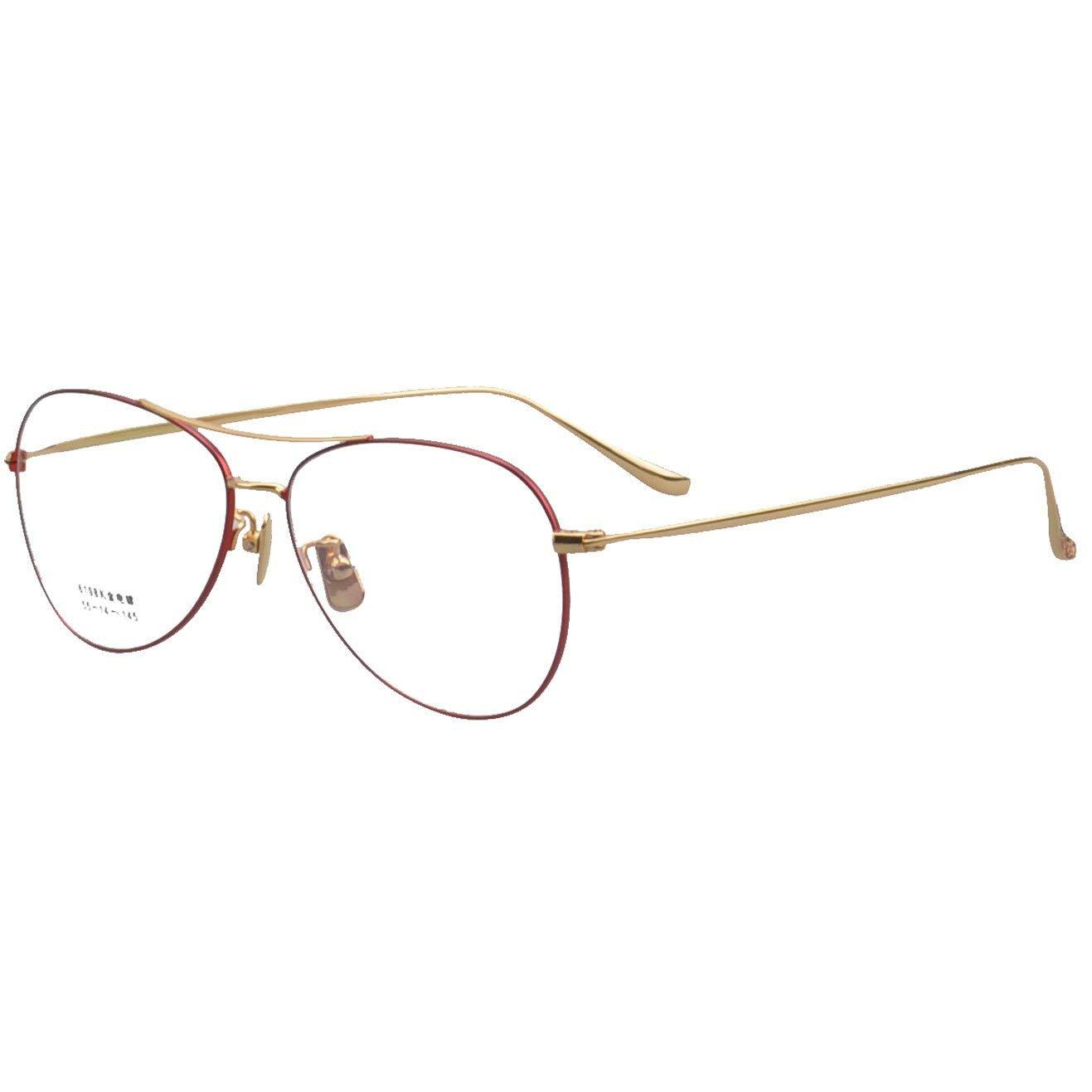 73abde3f8849b Get Quotations · 6108 Unisex Metal Eyeglasses Prescription Spectacles  Optical Frames