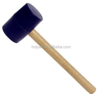 hot sale rubber mallet hammer