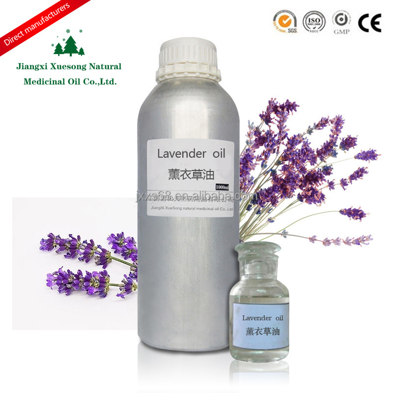 Xuesong factory supply lavender essential oil