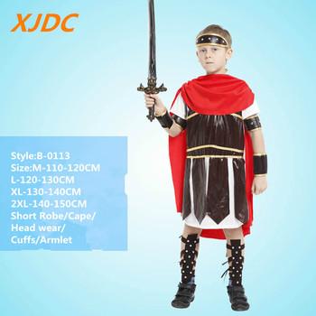OEM cosplay roman soldier party boy kids halloween costumes  sc 1 st  Alibaba & Oem Cosplay Roman Soldier Party Boy Kids Halloween Costumes - Buy ...