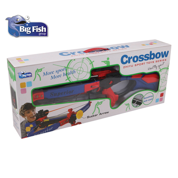 Crossbow Set With Infrared Laser Site Foam Dart Barrel Drum Set Target Gun  Cross Fire Bow With Suck Arrow - Buy Crossbow With Infrared,Bow & Arrow