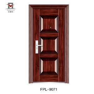 Hot Selling Customized China Safety Steel Door Low Prices