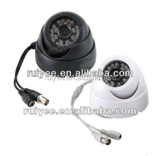 Security & Protection 1/3 700tvl Sony Ccd Ir Color Cctv Outdoor Security Waterproof Dome Camera 24 Ir Leds 3.6mm Wide Angle To Enjoy High Reputation In The International Market Surveillance Cameras