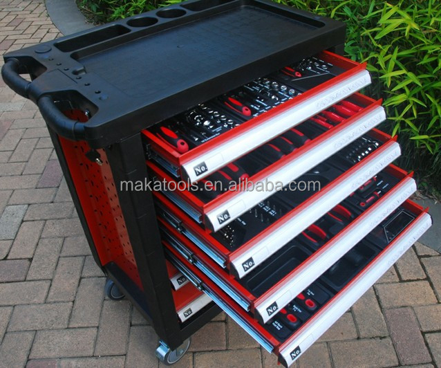 Kraftwelle Tool Trolley,Tool Cabinet,Tool Chest For European ...