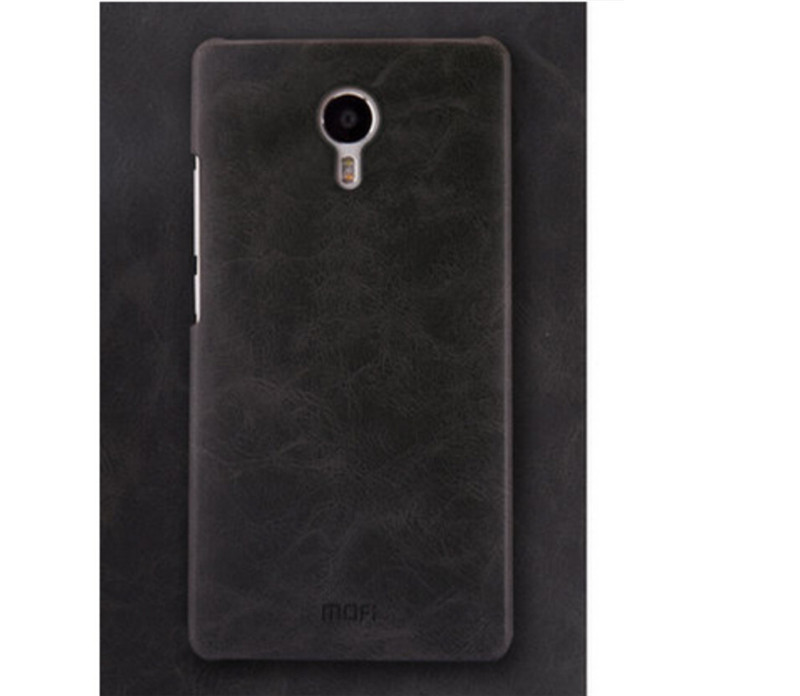 Mofi Brand High Quality Mofi Brand PU Leather Mobile Phone Cover Case For Meizu M3 Note
