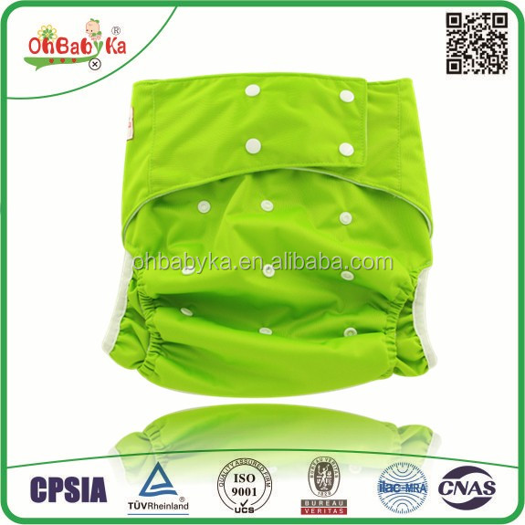 Ohbabyka Reusable Adult Cloth Diaper Manufacturer