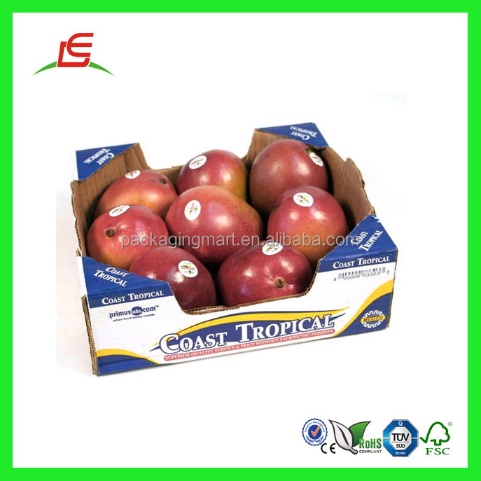 Q499 Alibaba China High Quality Recyleable Custom Fruit Carton Box ...
