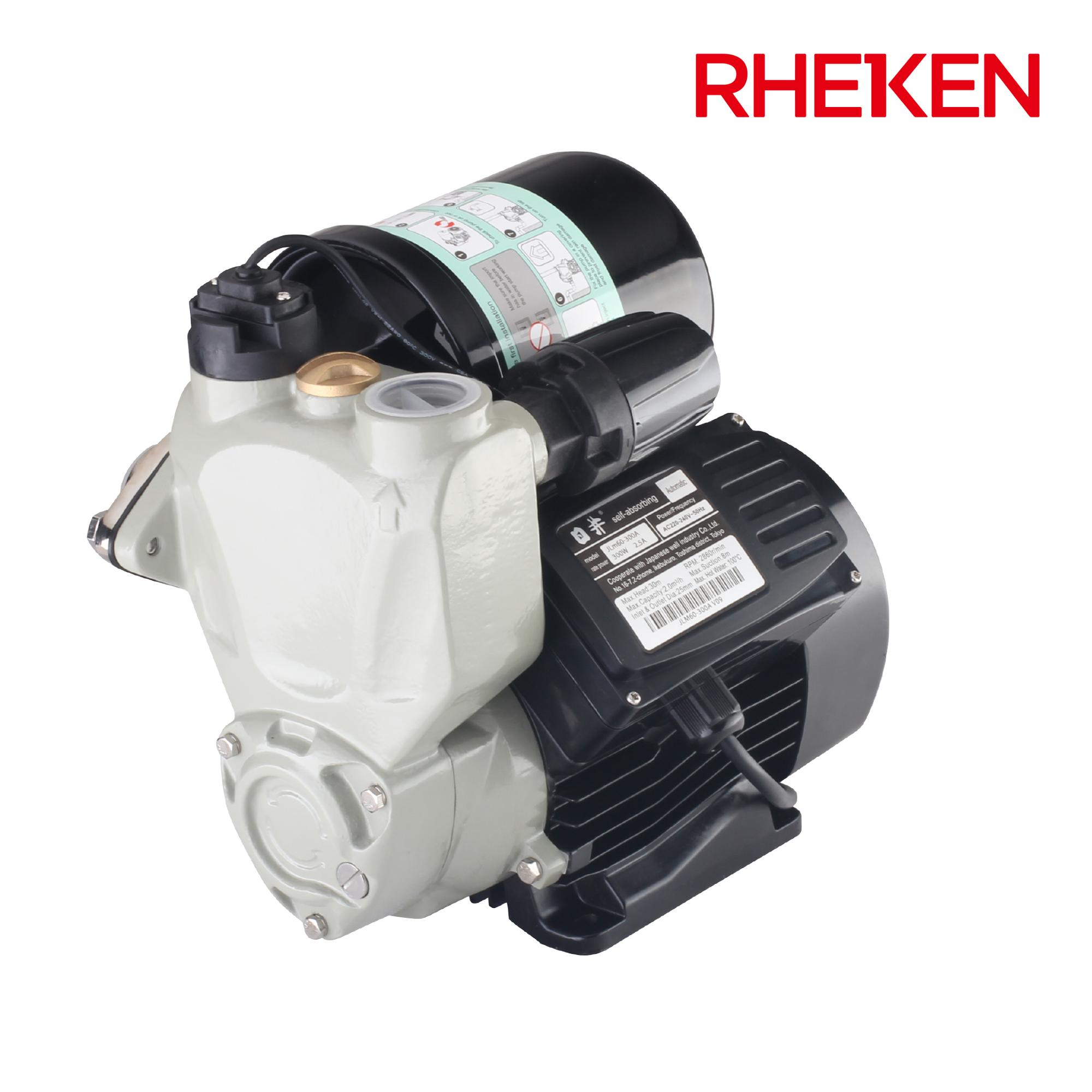 Electronic Water Machine Garden Use Energy-saving High Powerful Booster Low Noise Stainless Steel Impeller Self-priming Jet Pump