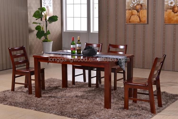 Chunky Wood Dining Table Dubai Tables And Chairs Wooden Chair