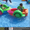 Hot sale cheap village fete pontoon paddle boating