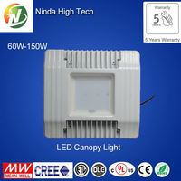 OEM available led canopy lights 500w