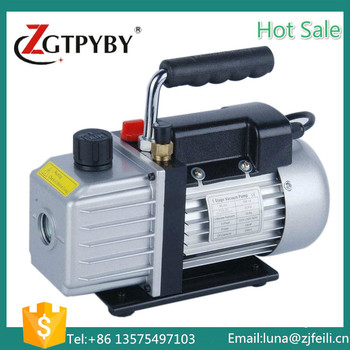 Low Price Small Vacuum Pump Double Stage Vacuum Pump Suppliers
