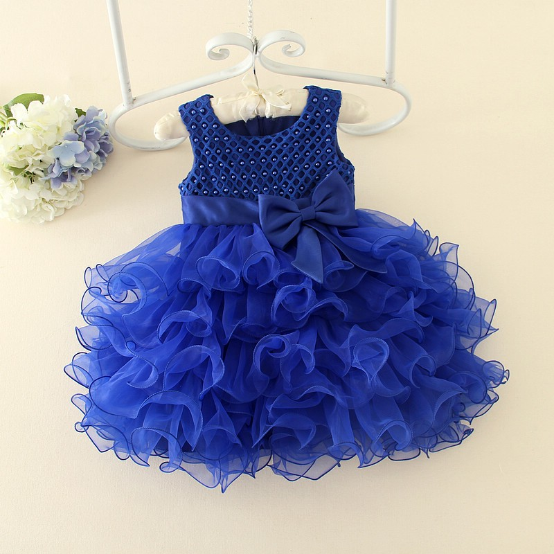 5d5ce102aa2e7 High quality China wholesale kid clothing summer 1 year old baby party  girls cute baby girls