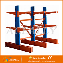ACEALLY Heavy Duty Cantilever Storage Racking System For Long Objects
