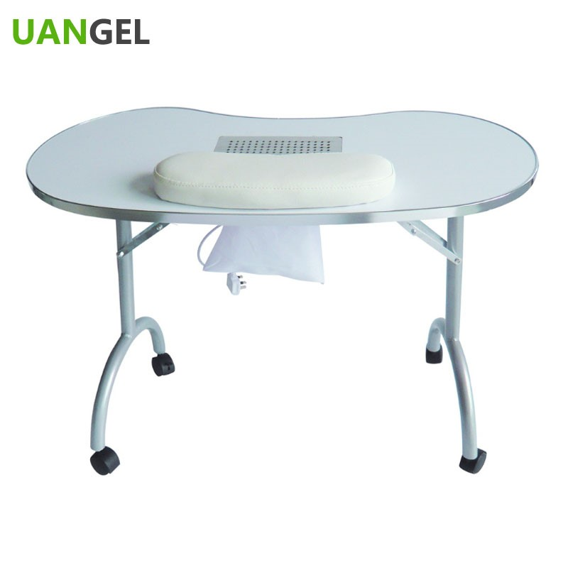 Used nail table manicure desk nail salon equipment for sale
