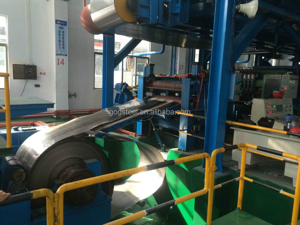 Rvs prijs per meter roestvrij stalen platen product ID
