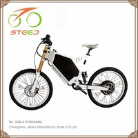 China top rated longwise new design e bicycle mountain electric bike EN15194