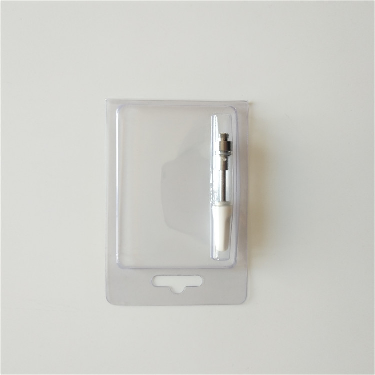 Clamshell Blister Packaging for 0 .5ml & 1ml Cartridges