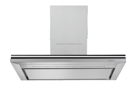 European stainless steel kitchen range hood T shape cooker hood