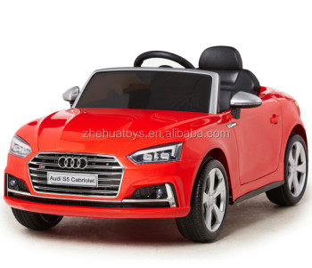 Audi S Licensed Kids Ride On Car Toy Children Electric Toy Car - Audi electric toy car