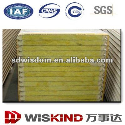 Glass Wool Sandwich Wall Panels