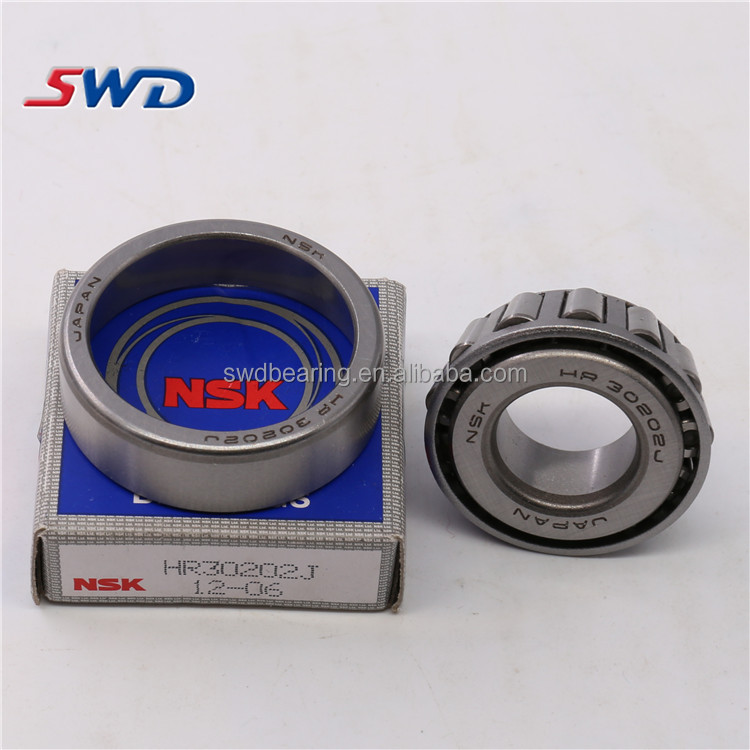 China supply wholesale price NSK taper roller bearing 33108 list