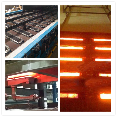 Powder Coating Oven Furance Gas Infrared Heating Panel Heater ...