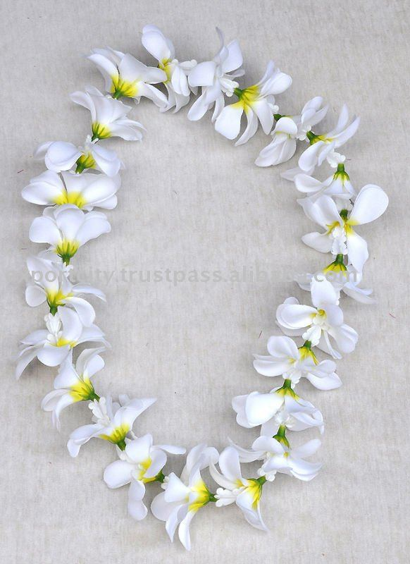 Plumeria leis plumeria leis suppliers and manufacturers at alibaba mightylinksfo Images