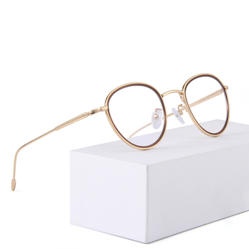 Fashion Vintage Eyeglasses Optical Reading Glasses Frames