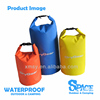 25L PVC waterproof bag/dry bag with shoulder strap for outdoor sports