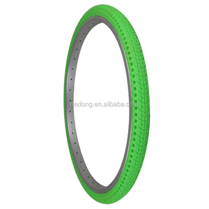 24x1.5 Sharing Bike Solid Tire Holes Tubeless Tyres for Bikes