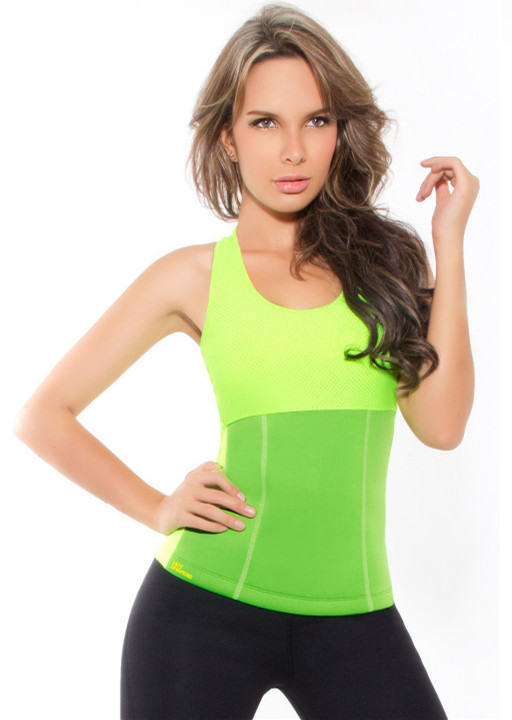 Hot neotex Shapers T shirt Super Stretch Neoprene Slimming Vest Body Shaper Control tops Sports training corset Sweating Tops