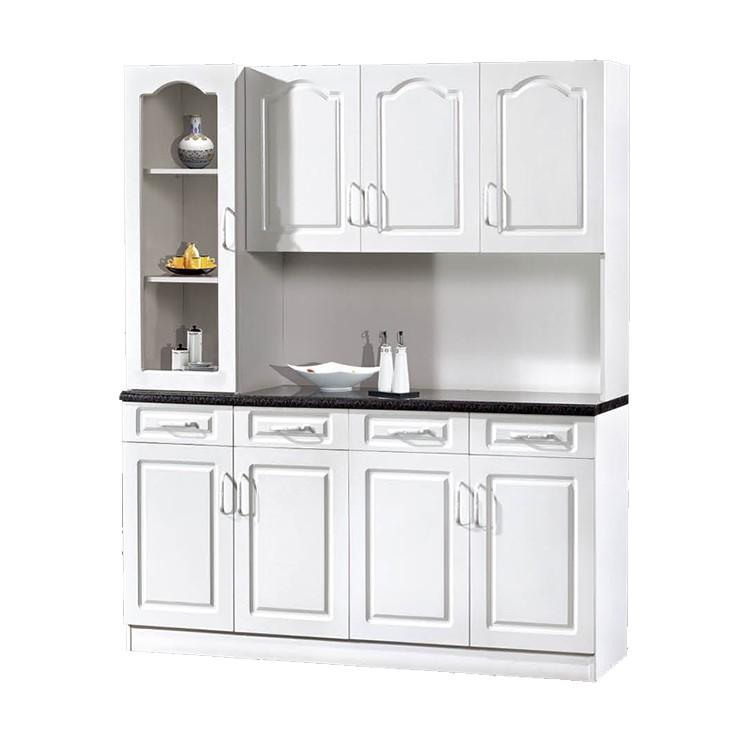American Estilo Real Mdf Cocina Modular Diseños Con Precio - Buy ...