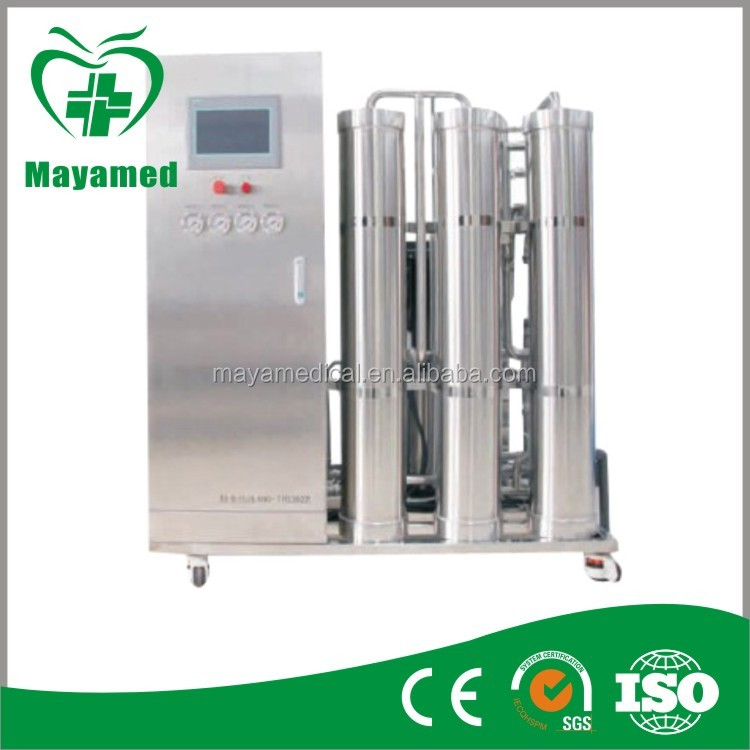 Lab Ro Water Treatment System Reverse Osmosis up to Medical Standard for 6-10 Beds