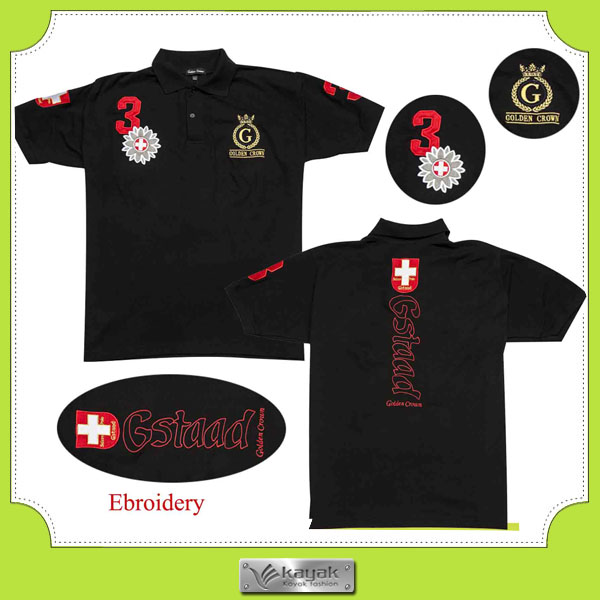 Custom High Quality Xxxxxl Polo Shirts Design With Embroidery Brand