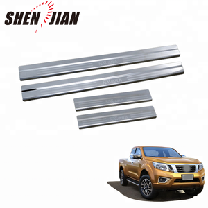 High Quality 2018 Car Parts Supplier Door Sills Plate Replacement