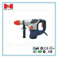 Makute good quality chuck size 38mm electric hammer drill