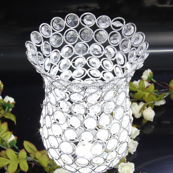 Balloon centerpiece stand with led light for wedding