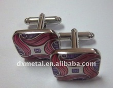 2012, FATION metal cuff links