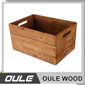 Superieur Nostalgic Wood Box Decorative Storage Box Small Wood Handicrafte Box