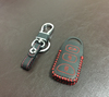 Protect your key Fob Anti Dust And Droped For Hyundai Elantra 3 buttons remote key case with Logo Optional