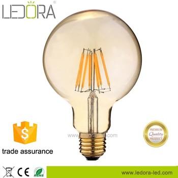 LED Globe lighting bulbs G80 G95 Vintage Light Bulb Edison LED Filament Bulbs  sc 1 st  Alibaba & Led Globe Lighting Bulbs G80 G95 Vintage Light Bulb Edison Led ...
