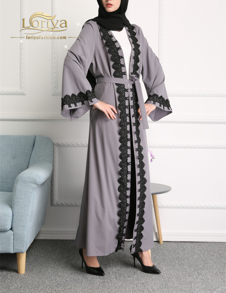 5532afb17e7c Online top selling open abaya Modern latest new design islamic clothing  burqa muslim women fashion abaya jilbab