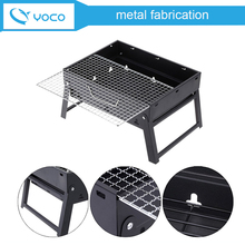 Fabrication Services Carbon steel bbq gas grill