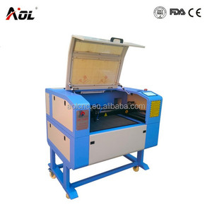 High performance 6040 used co2 laser cutting machine