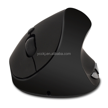 Human Engineering PC laptop computer Mouse wireless ergonomics optical vertical mouse
