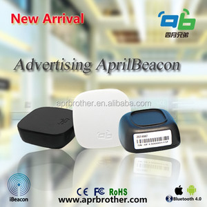 Self powered low energy module iBeacon /Bluetooth LE for indoor tracking on mobile apps