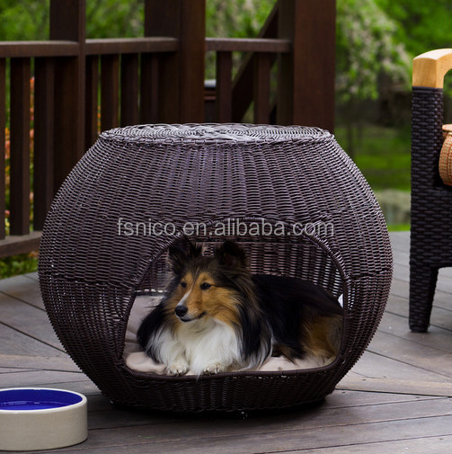 Elegant Outdoor Dog Beds Canopy Bed Funny