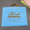 christmas tote plastic bag shopping